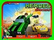Ben 10, Slot Online, Comic Books, Hero, Comics, Character, Cartoons, Cartoons, Comic