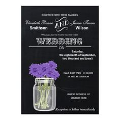 See MoreVintage Chalkboard Mason Jar floral wedding invitein each seller & make purchase online for cheap. Choose the best price and best promotion as you thing Secure Checkout you can trust Buy best