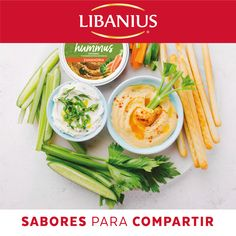 #ComparteLibanius #VeggieHummus #Vegetales #Vegano #Saludable #Zanahoria #BackToFit #SiénteteLigera #SinSaborizantes #SinColorantes #Artesanal Fresh Rolls, Hummus, Green Beans, Veggies, Ethnic Recipes, Food, Vegan, Healthy, Vegetable Recipes