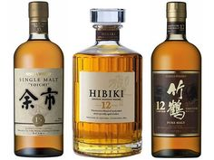 The Serious Eats Guide to Japanese Whisky - Great article about Japanese whiskey. Will definitely be picking up a couple bottles during our Tokyo layover! Whiskey Gifts, Bourbon Whiskey, Bourbon Drinks, Scotch Whisky, Whiskey Decanter, Whiskey Bottle, Nikka Whisky, Guide To Japanese, Japanese Whisky