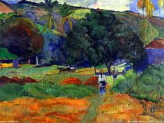 Paul Gauguin                                                       …