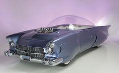 "1955 Ford ""Beatnik"" Bubbletop"