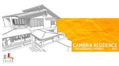 Área del proyecto: 460 m² Área del sitio: 1500 m² Estado: Planos Constructivos Niveles: 2 Servicios: Diseño Arquitectónico, Construcción y Administración, Representación Arquitectónica. — en San Jerónimo, San Jose, Costa Rica.