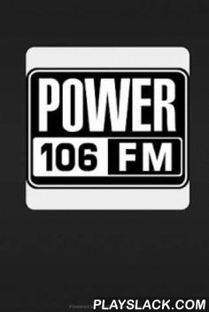 Power 106  Android App - playslack.com , Power 106 is the Nation's #1 Hip Hop music brand - starting your mornings w/ J Cruz from 5a-10a, and the Mickey Fickey Mix with DJ E-Man on the 20s. Listen from 12p-1p for the Power Party Mix w/ DJ Reflex. Join Yesi Ortiz & DJ Felli Fel as they play the latest Hip Hop on the New@2 show from 2p-3p. #LIFTOFF and join the party w/ J Cruz & Justin Credible w/ live mixing from 7p–10p. Mando Fresko has your late nights covered with his show beginning at…