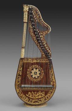 Edward Light Dital Harp: Harriet Otis Cruft Fund