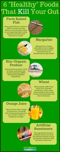 """These 6 """"Healthy"""" Foods Are HORRIBLE For You! You Wouldn't Believe #5 