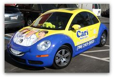 Vehicle Wrap Trends: What are the best cars to wrap?
