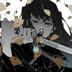 Tokitou Muichirou - Kimetsu no Yaiba - Image - Zerochan Anime Image Board Anime Demon, Manga Anime, Anime Art, Demon Slayer, Slayer Anime, Dark Fantasy, Gekkan Shoujo, Boy Art, Mists