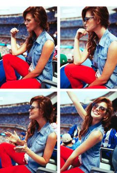 Take Me Out: Ballpark Style... what to wear to a baseball game this summer.