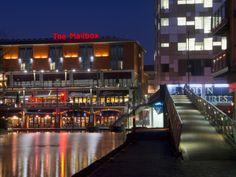 THE MAILBOX, BIRMINGHAM, ENGLAND | The Mailbox, Canal Area, Birmingham, Midlands, England, United Kingdom ...