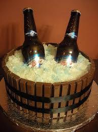 kit kat beer cake - Google Search
