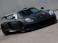 Carbon Edition Gemballa Mirage GT
