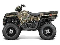 New 2015 Polaris Sportsman 570 EPS Camo ATVs For Sale in Texas. 2015 Polaris Sportsman 570 EPS Camo, Industry-exclusive durable steel frame / Lock & Ride front and rear racks Powerful ProStar 44 HP engine.(817)-695-1600 - HARDEST WORKING FEATURES POWERFUL ProStar® 44 HP PERFORMANCE POWERFUL PROSTAR 44 HP PERFORMANCE Now with 22% more horsepower (44 hp) and featuring Electronic Fuel Injection (EFI) and Dual Overhead Cams with 4 valves per cylinder, the 570 starts flawlessly and runs smoothly…