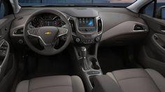 Chevrolet Cruze Interior | chevrolet-cruze-interior-2011.jpg | Chevy ...