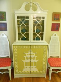 Decorative, lightweight, fretwork panels by O'verlays - IKEA compatible! Wierd and wonderful marriage!