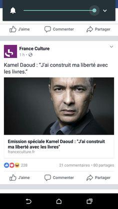 Kamel Daoud liberté livres
