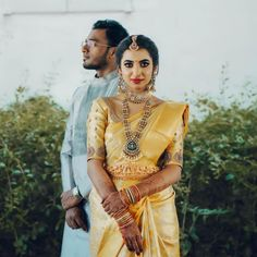 South Indian Couple Portraits That You Must Take Inspiration From! Indian Wedding Couple Photography, Indian Wedding Photos, Couple Photography Poses, Couple Portraits, Couple Posing, Wedding Film, Wedding Poses, Wedding Couples, Tamil Wedding