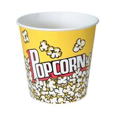 Solo VP170-00061 170 Oz. Paper Popcorn Tub DoubleSided Poly 150-Pack by Solo. $63.72. Solo popcorn tub While they may never see their name in lights, our popcorn tub is star in their own right. Few paper buckets are as sturdy and leak proof, keeping butter from soaking through onto the laps of their biggest fans. Performance features: hot and cold applications. Sustainable features: SFI/FSC. Made of grease resistant paper. 170-ounces capacity. 6-51/128-inches Bott...