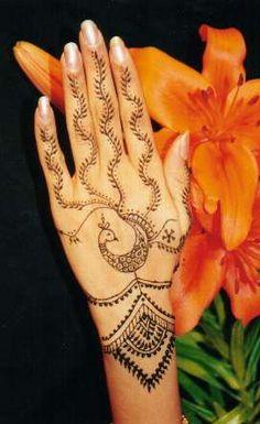 Mehndi Pattern Designs Henna Tattoo