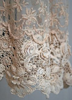 ⌖ Linen & Lace Luxuries ⌖   gorgeous lace