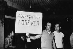 White people thought segregation was the way things should be- Julianne Sosa