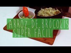 633f49047  VÍDEO  Arroz de brócolis super fácil