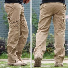 Men's 101st Airborne Cargo Pants