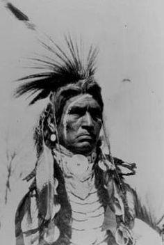 JIM SAPA , circa 1900