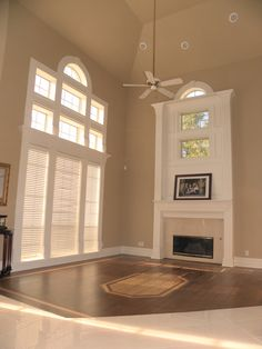 Sherwin Williams Nomadic Desert Looks similar to the living room with the wondows Paint Colors For Living Room, Interior Paint Colors, Paint Colors For Home, House Colors, Paint Colours, Wall Colors, Neutral Colors, Sherwin William Paint, Interior Design Living Room