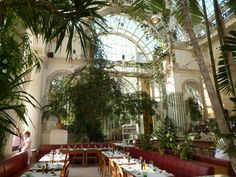 We had lunch at this lovely restaurant in the Hofburg Palace in Vienna!