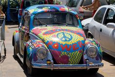 Greek Salad - a blog from Greece: Hippie festival in Matala, Crete!