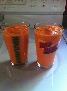 Orange Energizer   VITAMIX Recipe #Vitamix #recipes Use discount code 06-006499 at Vitamix.com for Free Ground Shipping on ANY Machine order!