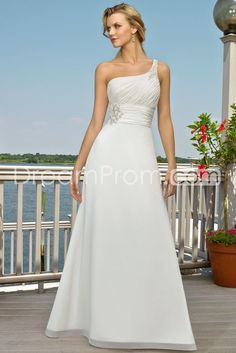 White One-Shoulder Sash A-line Beading Satin Wedding Gown on sale, a perfect A-line Wedding Dresses with high quality and nice design. Buy it now or discover your A-line Wedding Dresses Wedding Dress 2013, Wedding Dress Styles, Bridal Dresses, One Shoulder Wedding Dress, Bridesmaid Dresses, Prom Dresses, Dresses 2013, Gown Wedding, Shoulder Dress