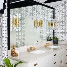 Bathroominspo👌 # jonathanadler #bathroominspo #interior