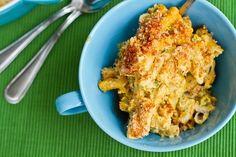 Butternut Squash Mac 'n Cheeze  http://ohsheglows.com/2011/10/03/butternut-squash-mac-n-cheeze/#