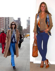 J's Everyday Fashion: Outfits. Amazing blog. She puts together runway-inspired outfits