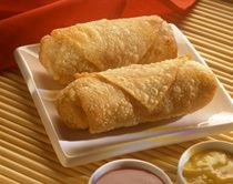 Egg Roll Recipe - Cooking Chinese Egg Rolls