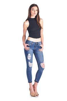 Parkers Jeans - D5333 - Medium Stone