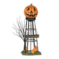 """Department 56: Product Search Results - """"Halloween Water Tower"""""""