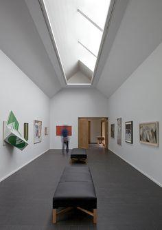 Caruso St John . Heong Gallery . Cambridge (2)