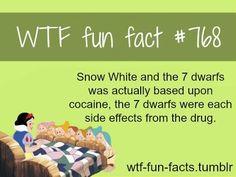 Snow white hahaha wooow