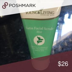 Young Living facial scrub New sealed Other