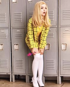 Clueless musical with Dove Cameron as Cher Pleated Mini Skirt, Mini Skirts, Dove Cameron Style, Girl Outfits, Cute Outfits, Look Girl, Loren Gray, Chloe Grace, Sabrina Carpenter