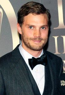 He looks so good in a suit. #JamieDornan