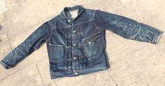 Mister Freedom Lot 64 Ranch Blouse (10 Months 1 Wash 1 Soak) - http://hddls.co/2aMg5DB