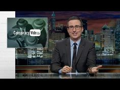 John Oliver Has a Totally Insane Conspiracy Theory About Cadbury Creme Eggs - Your minds will be blown, sheeple.
