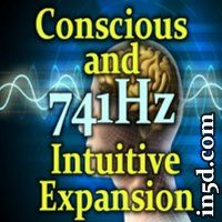 This video contains a 741Hz audio file that was recalibrated to 432 tuning, and includes holophonic bells as well as low and high theta binaural beats which help to open the 3rd eye in your pineal gland.