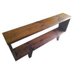 Rustic Modern Wood Credenza