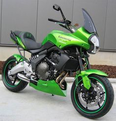 Kawasaki Versys. | Motorcycle Photo Of The Day