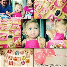 Pancakes and Pajamas 2nd Birthday Party